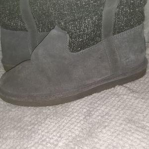 Bear Paw gray ugh boots